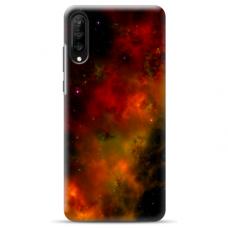 "Tpu Dėklas Unikaliu Dizainu 1.0 Mm ""U-Case Airskin Space 1 Design"" Huawei P20 Telefonui"