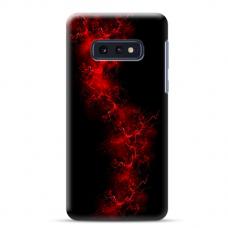 """Tpu Dėklas Unikaliu Dizainu 1.0 Mm """"U-Case Airskin Space 3 Design"""" Samsung Galaxy S10E Telefonui"""