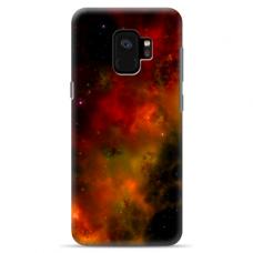 "Tpu Dėklas Unikaliu Dizainu 1.0 Mm ""U-Case Airskin Space 1 Design"" Samsung Galaxy S9 Telefonui"