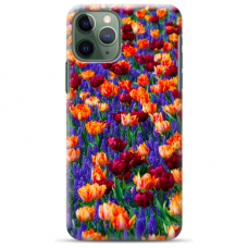 "Tpu Dėklas Unikaliu Dizainu 1.0 Mm ""U-Case Airskin Nature 2 Design"" Iphone 12 Pro Max Telefonui"