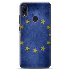 """Tpu Dėklas Unikaliu Dizainu 1.0 Mm """"U-Case Airskin Eu Design"""" Samsung Galaxy A40 Telefonui"""