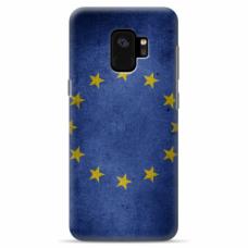 """Tpu Dėklas Unikaliu Dizainu 1.0 Mm """"U-Case Airskin Eu Design"""" Samsung Galaxy A8 2018 Telefonui"""