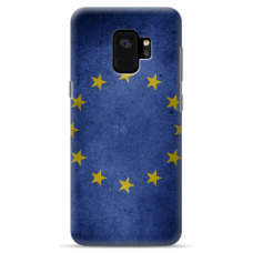 """Tpu Dėklas Unikaliu Dizainu 1.0 Mm """"U-Case Airskin Eu Design"""" Samsung Galaxy J6 2018 Telefonui"""