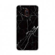 Wozinsky Marble TPU DĖKLAS  Xiaomi Redmi 8A JUODAS