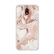 Wozinsky Marble TPU DĖKLAS Xiaomi Redmi 8A ROŽINIS