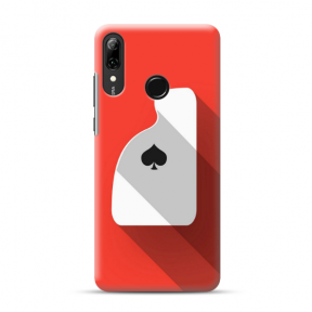 "Tpu Dėklas Unikaliu Dizainu 1.0 Mm ""U-Case Airskin Ace Design"" Huawei P Smart 2019 Telefonui"