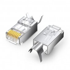 Ugreen 10x modular plug connector RJ45 8P8C Cat 6A Cat 7 (70316) (ctz220)