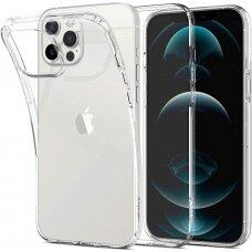 Ultra Clear 0.5 Mm Tpu Dėklas Iphone 12 Pro Max Skaidrus
