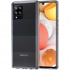 Skaidrus dėklas Ultra Clear 0.5Mm Case Gel Tpu Cover For Samsung Galaxy A42 5G