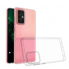 Dėklas Ultra Clear 0.5mm Case Gel TPU Samsung Galaxy A72 skaidrus
