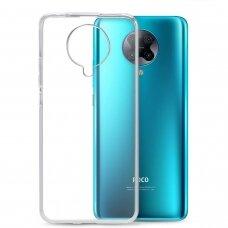 Ultra Clear 0.5Mm Tpu Dėklas Xiaomi Redmi K30 Pro / Poco F2 Pro Skaidrus