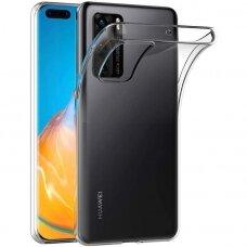 Ultra Clear 0.5Mm Gelinis Tpu Dėklas Huawei P40 Skaidrus