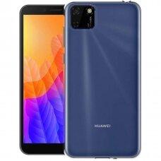 Ultra Skaidrus 0.5Mm Dėklas Tpu Huawei Y5P Skaidrus