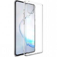 Ultra Skaidrus 0.5Mm Dėklas Tpu Samsung Galaxy Note 10 Lite Skaidrus
