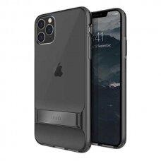 UNIQ Cabrio apsauginis dėklas  iPhone 11 Pro Max pilkas (ctz008) USC056