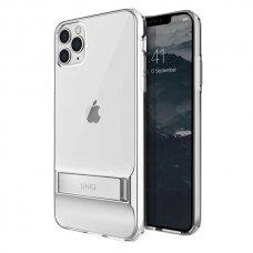 UNIQ Cabrio apsauginis dėklas  iPhone 11 Pro Max skaidrus (ctz008) USC056