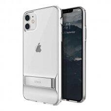 UNIQ Cabrio apsauginis dėklas  iPhone 11 skaidrus (ctz010)