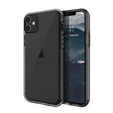 UNIQ Clarion apsauginis dėklas r iPhone 11 juodas (ctz010)