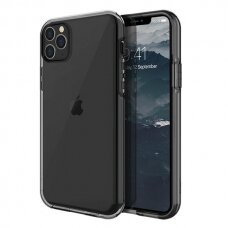 UNIQ Clarion apsauginis dėklas r iPhone 11 Pro Max juodas (ctz008) USC056