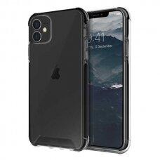 UNIQ Combat apsauginis dėklas  iPhone 11 juodas (ctz010)
