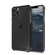 UNIQ Combat apsauginis dėklas  iPhone 11 Pro juodas (ctz009)