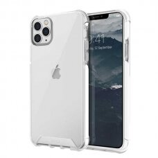 UNIQ Combat apsauginis dėklas  iPhone 11 Pro Max baltas (ctz008) USC056