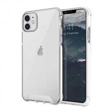 UNIQ Combat apsauginis dėklas  iPhone 11 baltas (ctz010)