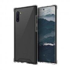 UNIQ Combat apsauginis dėklas  Samsung Galaxy Note 10 juodas (ctz014)