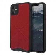 UNIQ Transforma dėklas  iPhone 11 raudonas (ctz010)