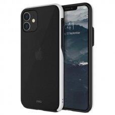 UNIQ dėklas Vesto Hue iPhone 11 baltas (ctz010)