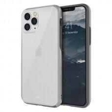 UNIQ dėklas Vesto Hue iPhone 11 Pro sidabrinis (ctz009)