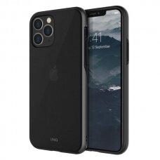 UNIQ dėklas Vesto Hue iPhone 11 Pro gunmetal (ctz009)