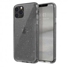 UNIQ LifePro Tinsel dėklas iPhone 11 Pro juodas (ctz009)