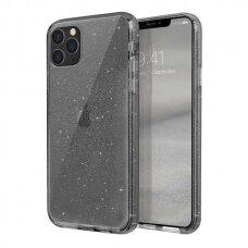 UNIQ LifePro Tinsel dėklas iPhone 11 Pro Max juodas (ctz008) USC056