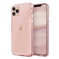 UNIQ LifePro Tinsel dėklas iPhone 11 Pro Max rožinis (ctz008) USC056