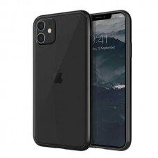 UNIQ LifePro Xtreme dėklas iPhone 11 juodas (ctz010)