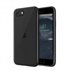 Uniq Lifepro Xtreme Protective Case skirta Iphone Se 2020 / Iphone 8 / Iphone 7 Black