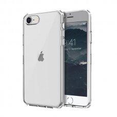Uniq Lifepro Xtreme Protective Case skirta Iphone Se 2020 / Iphone 8 / Iphone 7 Transparent