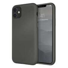 UNIQ Lino Hue dėklas iPhone 11 pilkas (ctz010)