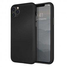 UNIQ Lino Hue dėklas iPhone 11 Pro Max juodas (ctz008) USC056
