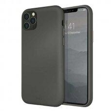 UNIQ Lino Hue dėklas iPhone 11 Pro Max pilkas (ctz008) USC056