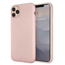 UNIQ Lino Hue dėklas iPhone 11 Pro Max rožinis (ctz008) USC056