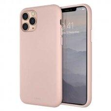 UNIQ Lino Hue dėklas iPhone 11 Pro rožinis (ctz009)
