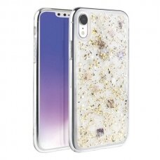 UNIQ Lumence dėklas iPhone XR auksinis (ctz013)