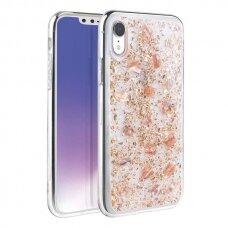 UNIQ Lumence dėklas iPhone XR rožinis (ctz013) USC061