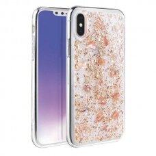UNIQ Lumence dėklas iPhone XS Max rožinis (ctz013) UCS059