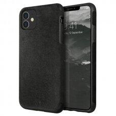 UNIQ Sueve DĖKLAS  iPhone 11 juodas (ctz010)
