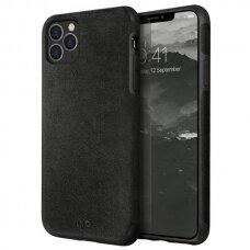 UNIQ Sueve DĖKLAS  iPhone 11 Pro Max juodas (ctz008) USC056