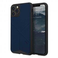 UNIQ Transforma DĖKLAS  iPhone 11 Pro mėlynas (ctz009)