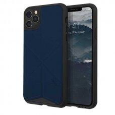 UNIQ Transforma DĖKLAS  iPhone 11 Pro Max mėlynas (ctz008) USC056